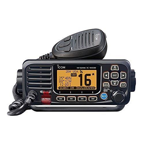 ICOM M330 Compact VHF Radio - Black / M330 11 /