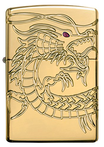 Zippo High Polish Gold Plated - 1