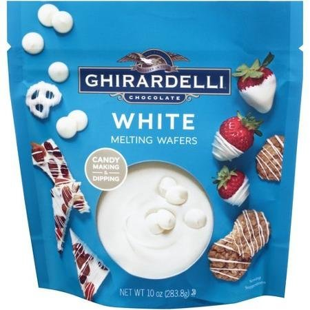 Ghirardelli White Melting Wafers
