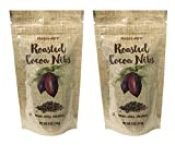 Trader Joe's Roasted Cocoa Nibs 4oz (Pack of 2)