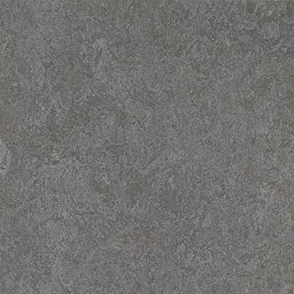 Slate Grey Forbo Marmoleum New Improved Linoleum Sheet Flooring 25mm