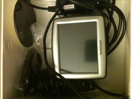 TomTom ONE 125 SE 3.5-Inch Portable GPS Navigator SPECIAL EDITION with Bonus Spoken Street Names Text To Speech