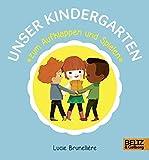 Unser Kindergarten zum Aufklappen und Spielen