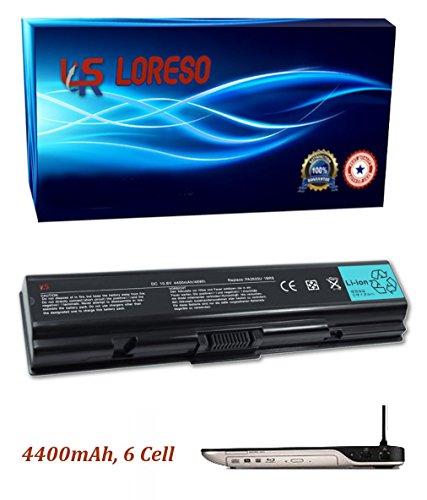 Laptop Battery Toshiba Satellite A200-JA1 A200-JA2 A200-MR0 A200-MR1