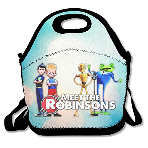 bakeiy-meet-the-robinsons-lunch-tote-bag-lunch-box-neoprene-tote-for-kids-and-adults-for-travel-and-