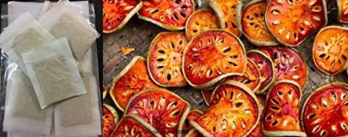Beal Fruit, Top Herbs Natural Tea Anti-Oxidant Aid Digestion Organic 150mg
