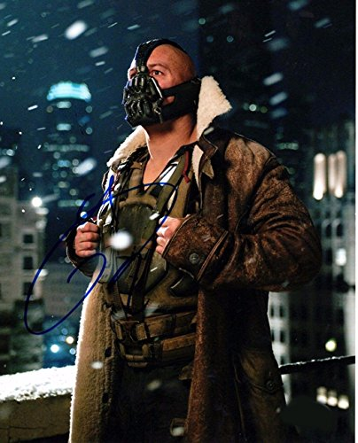 TOM HARDY - Mad Max Fury Road - Signed 8x10 Photograph MINT with COA & Proof Picture