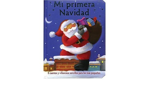 MINI PADDED: MI PRIMERA NAVIDAD: RACHEL ELLIOT & PAULINE SIEWERT: 9781445484136: Amazon.com: Books