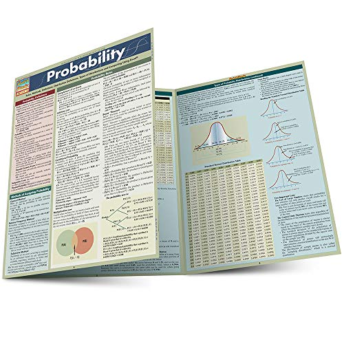 Probability Quick Study Reference Outline