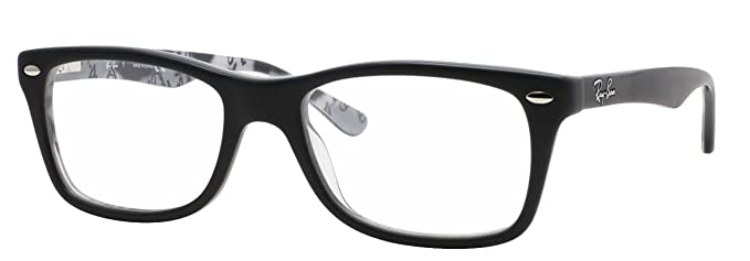 16edde74a3 Image Unavailable. Image not available for. Colour  Ray-Ban Women s Rx5228  Square Eyeglasses