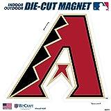 "Stockdale Arizona Diamondbacks SD 6"" Logo Magnet Die Cut Auto Home Heavy Duty Baseball"