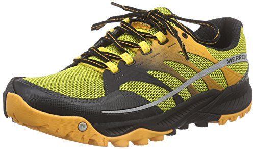 Merrell All Out Charge Herren Trekking- & Wanderhalbschuhe Gelb (Yellow)