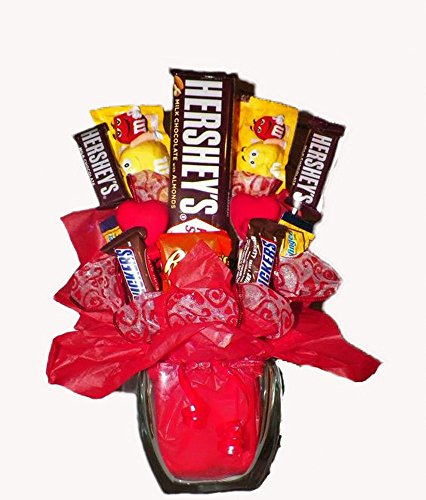 Hershey\'s Sweet Candy (Sweet Assortment Candy Bouquet)