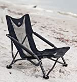 Cascade Mountain Tech Compact Low Profile Outdoor Folding Camp Chair