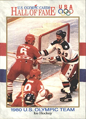 1991 IMPEL U.S. OLYMPIC HALL OF FAME #70 KEN MORROW