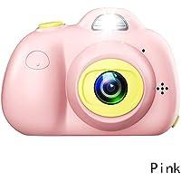 "Eachbid 8.0MP Kids Children USB Digital Camera Full Color 2.0"""" LCD Mini Camera Cute Pink"