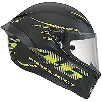 AGV Pista GP R Carbon Project 46 2.0 Motorycle Helmet Large