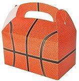 (24) 6.25'' Basketball Treat Boxes ~ Basketball Season Is Here!