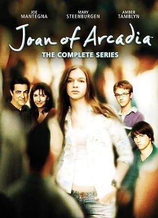Amazon com: Joan of Arcadia: The Complete Series: Amber