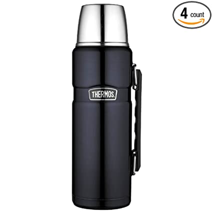 Amazon.com: Thermos sk2010mbtri4 Bebidas Botella, Frío/Calor ...