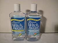 T.N. Dickinson's Astringent, 100 Percent Natural, Witch Hazel 16 fl oz (473 ml) (2 Pack) by by Lotus