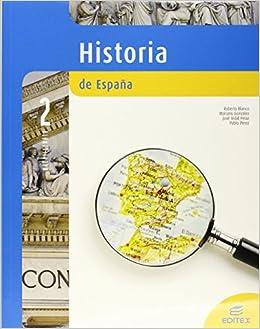 Historia de España 2º Bachillerato - 9788497715430: Amazon.es ...