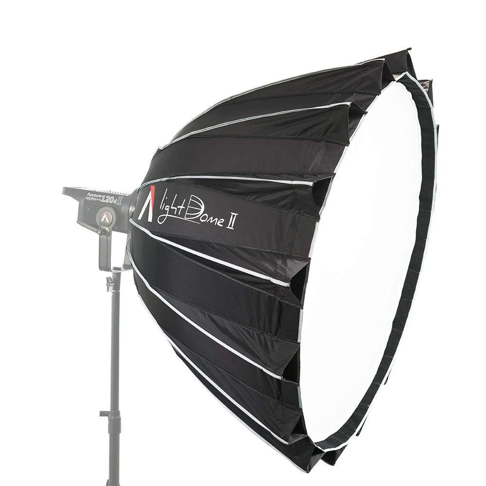 Aputure Light Dome II Grid Flash Diffuser LS C120Dii C120 300d 300DII Soft Boxes Bowens Mount fixtures by JYYX