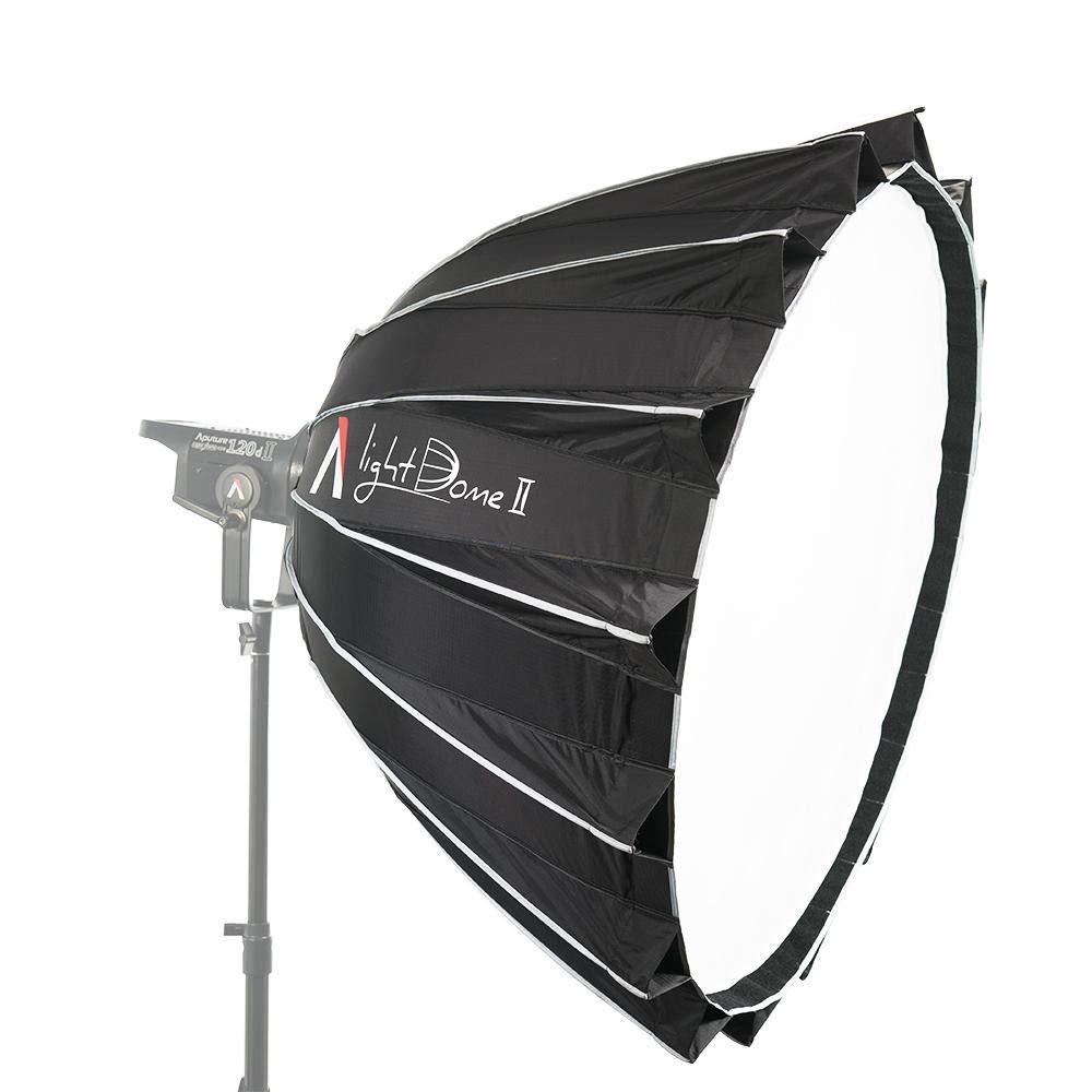 Aputure Light Dome II Grid Flash Diffuser LS C120Dii C120 300d 300DII Soft Boxes Bowens Mount fixtures