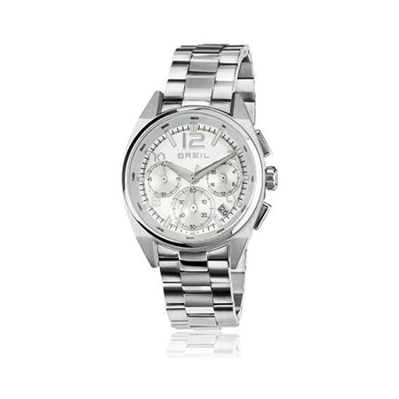 BREIL Reloj MASTER Unisex Cronógrafo Plata - TW1410