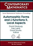 Automorphic Forms and L-Functions II, Stephen S. Gelbart, 0821847082