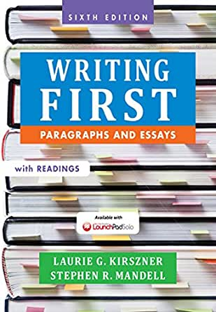 paragraphs and essays 11th edition ebook Find great deals on ebay for focus on writing paragraphs and essays in books about nonfiction shop with confidence.
