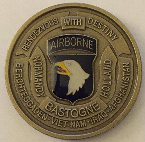 101st Airborne Division Challenge Coin