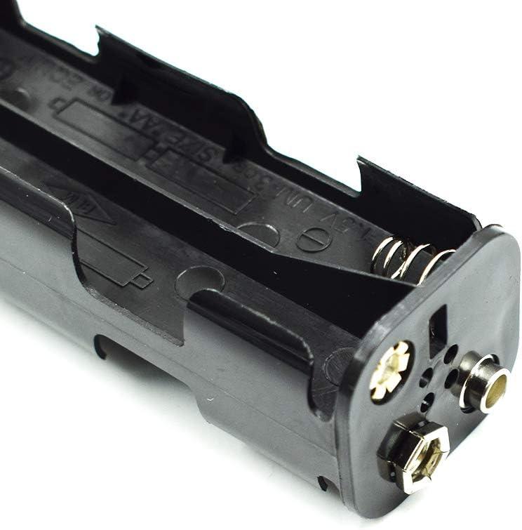 12V AA Battery Holder-4pcs HONJIE 8x 1.5V AA Battery Holder