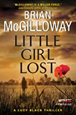Little Girl Lost: A Lucy Black Thriller (Lucy Black Thrillers Book 1)