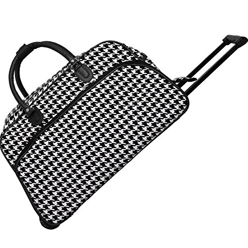 Carry On Duffel Bags With Wheels - 5