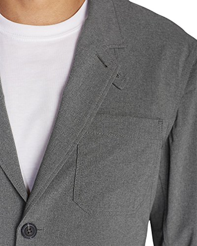 Eddie Bauer Men's Voyager 2.0 Travel Blazer at Amazon Men's Clothing store: