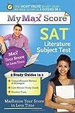 My Max Score SAT English Literature Subject Test, Steven Fox, 1402256132