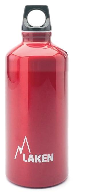 124 opinioni per Bottiglia d'acqua Laken Futura bocca stretta tappo a vite con anello- 0.6L,