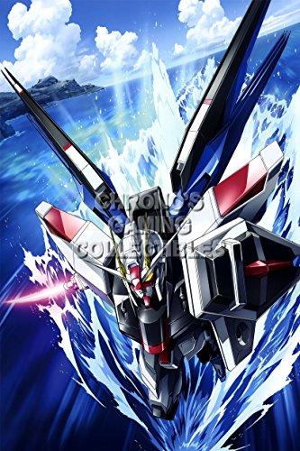 CGC Huge Poster - Gundam Seed Destiny - Freedom - GUNS10 (24