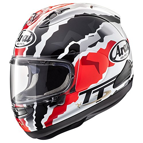 Arai Motorcycle Helmet Corsair - Arai Corsair-X Doohan TT Motorcycle Helmet Large (More Size Options)