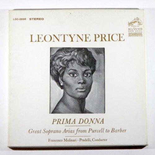 Leontyne Price - Prima Donna: Great Soprano Arias