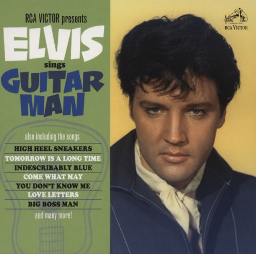 PRESLEY, ELVIS - ELVIS SINGS GUITAR MAN : 2CD