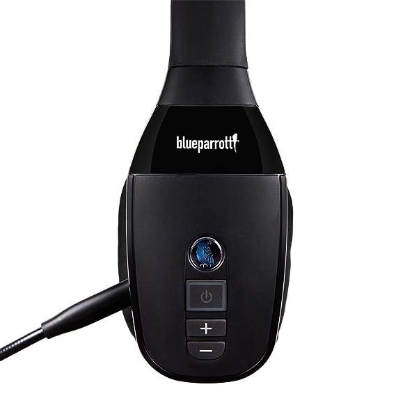 VXI BlueParrott B450-XT Diadema Monoaural Inalámbrico Negro - Auriculares (Inalámbrico, Diadema, Monoaural, Circumaural, 20-20000 Hz, Negro): Jabra: ...