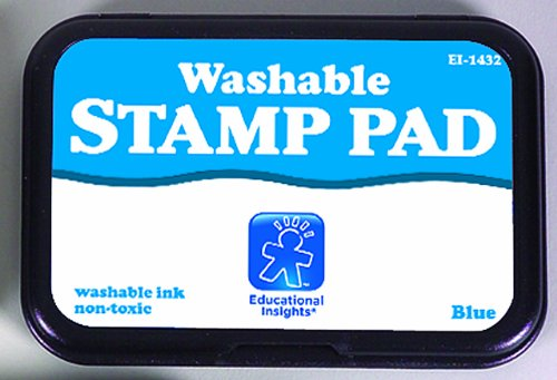 Educational Insights Washable Stamp Pad