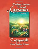 Reading Lessons Through Literature Level 1 Copywork: Manuscript