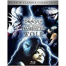 Wolf / Dracula / Frankenstein Trilogy