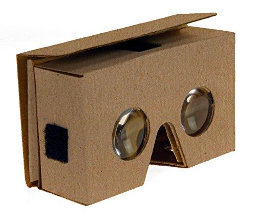 Cardboard Virtual Reality Viewer G2 By DODOcase - Google Cardboard VR Viewer 2015 Inspired Design