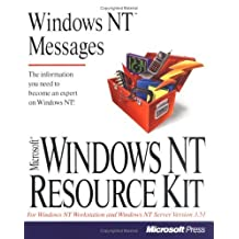 Microsoft Windows NT Resource Kit: For Windows NT Workstation and Windows NT Server Version 3.5 (Windows NT Messages) by Microsoft Press (1995-02-01)