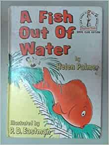 A fish out of water hardcover 1961 first edition ed for A fish out of water book