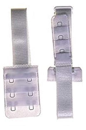 de78d04620 Perfection Women s Adjustable Low Back Bra Converter - White 2 Hook ...